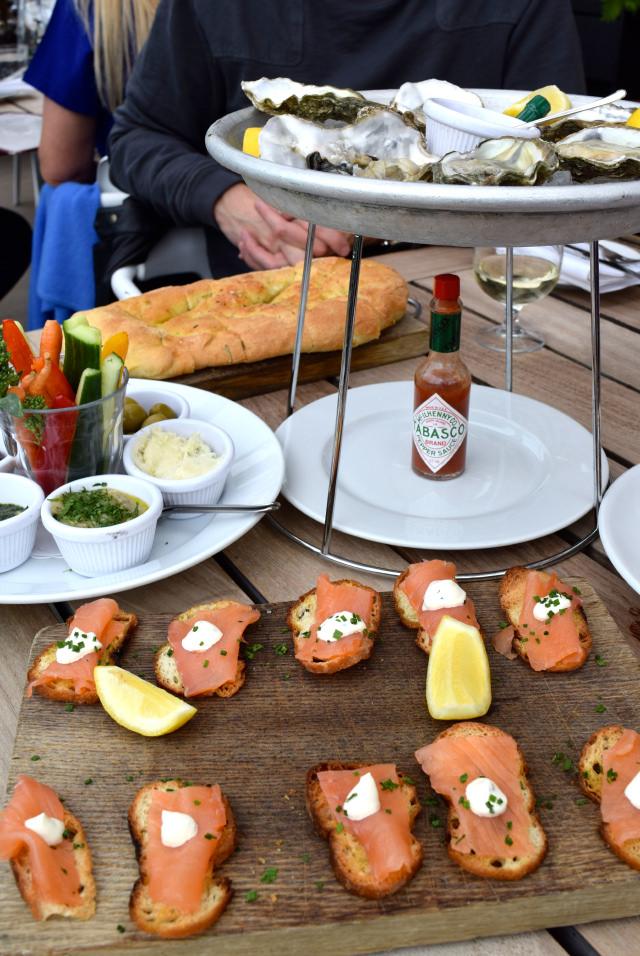 Sharing Plates at The Boundary Rooftop, Shoreditch | www.rachelphipps.com @rachelphipps