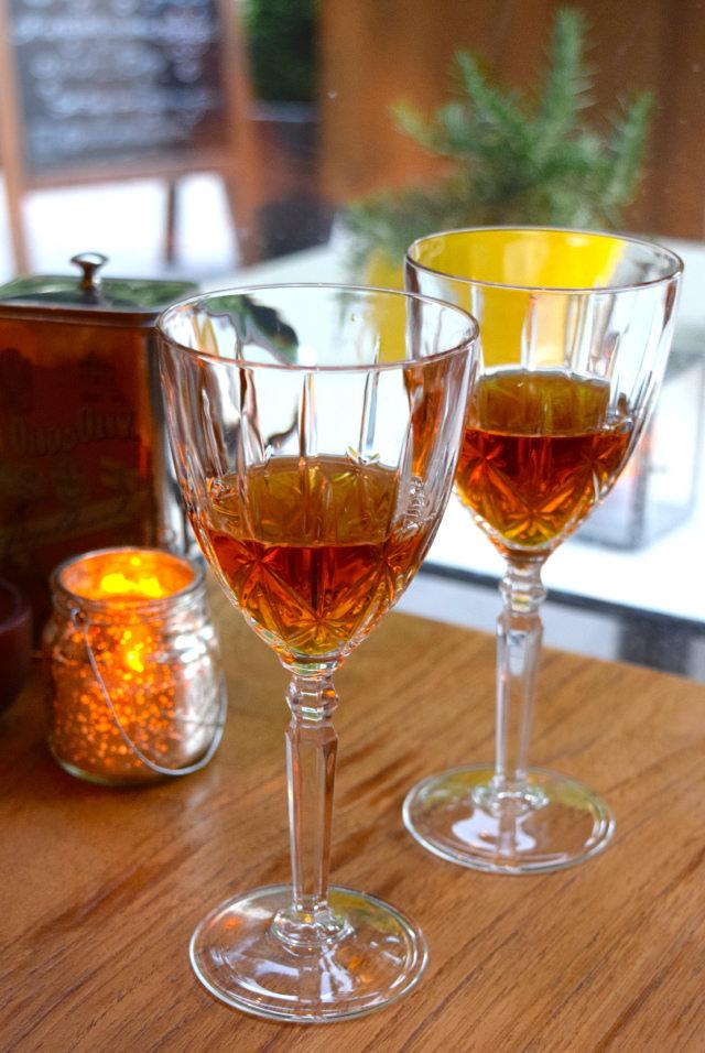 Fortified Dessert Wine at Mercante, Mayfair | www.rachelphipps.com @rachelphipps