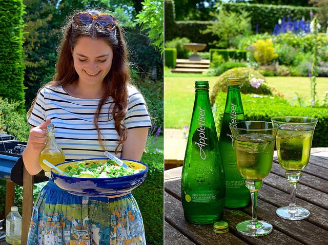 Appletiser Summer Barbecue   www.rachelphipps.com @rachelphipps