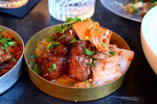 Crispy, Sticky, Crunchy at Bala Baya, Southwark | www.rachelphipps.com @rachelphipps