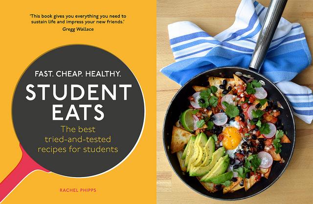 Student Eats Hangover Cure Chilaquiles | www.rachelphipps.com @rachelphipps