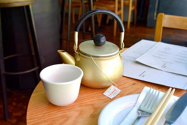 Green Tea at Bo Drake, Soho | www.rachelphipps.com @rachelphipps
