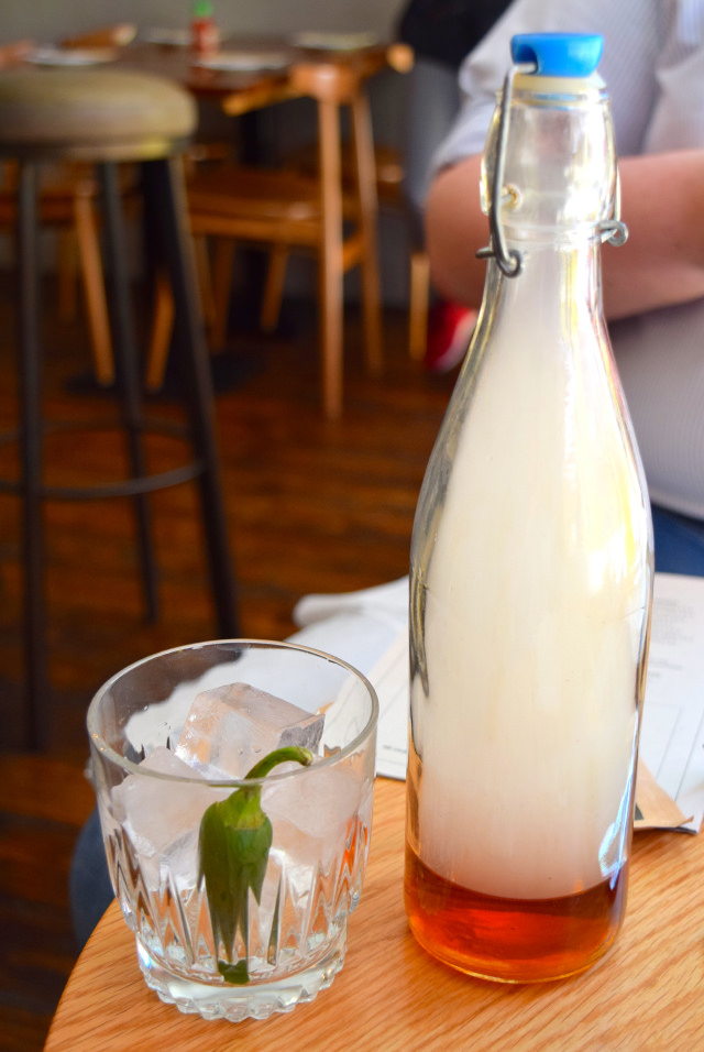 Smoked Cocktails at Bo Drake, Soho   www.rachelphipps.com @rachelphipps