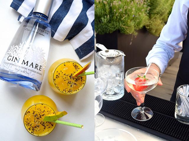 Gin Mare Mango Gin Spritz | www.rachelphipps.com @rachelphipps