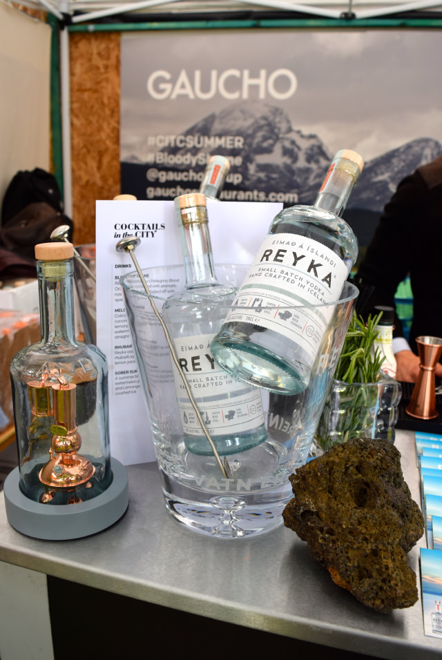 Reyka Vodka at Cocktails in the City | www.rachelphipps.com @rachelphipps