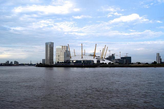 View from The Gun, Docklands | www.rachelphipps.com @rachelphipps
