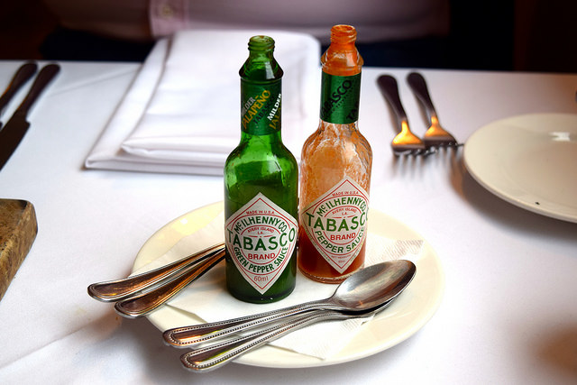 Tabasco at The Gun, Docklands