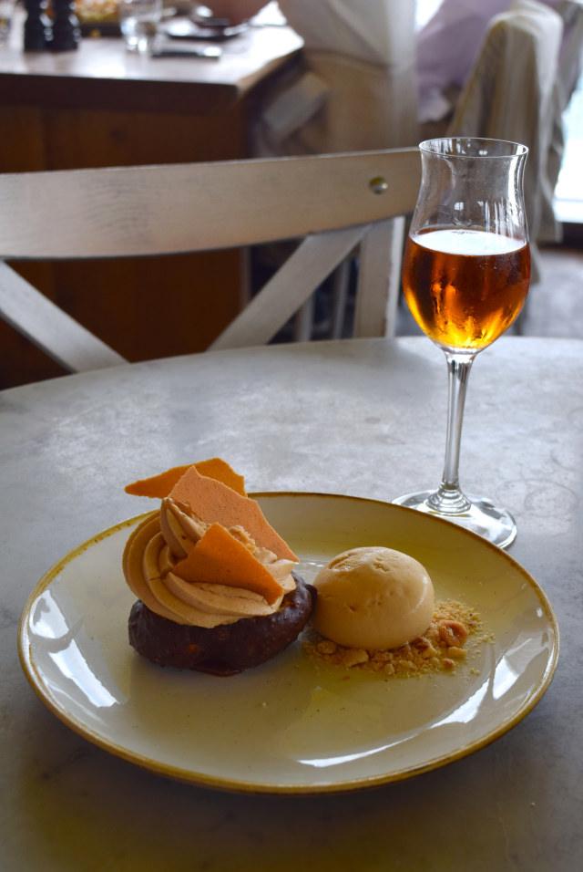Dessert at Duck & Waffle | www.rachelphipps.com @rachelphipps