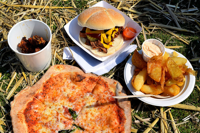 Street Food at We Love Hythe Food Festival | www.rachelphipps.com @rachelphipps