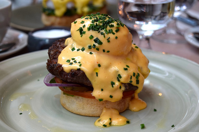 Burgerdict at Rail House Cafe, Victoria | www.rachelphipps.com @rachelphipps