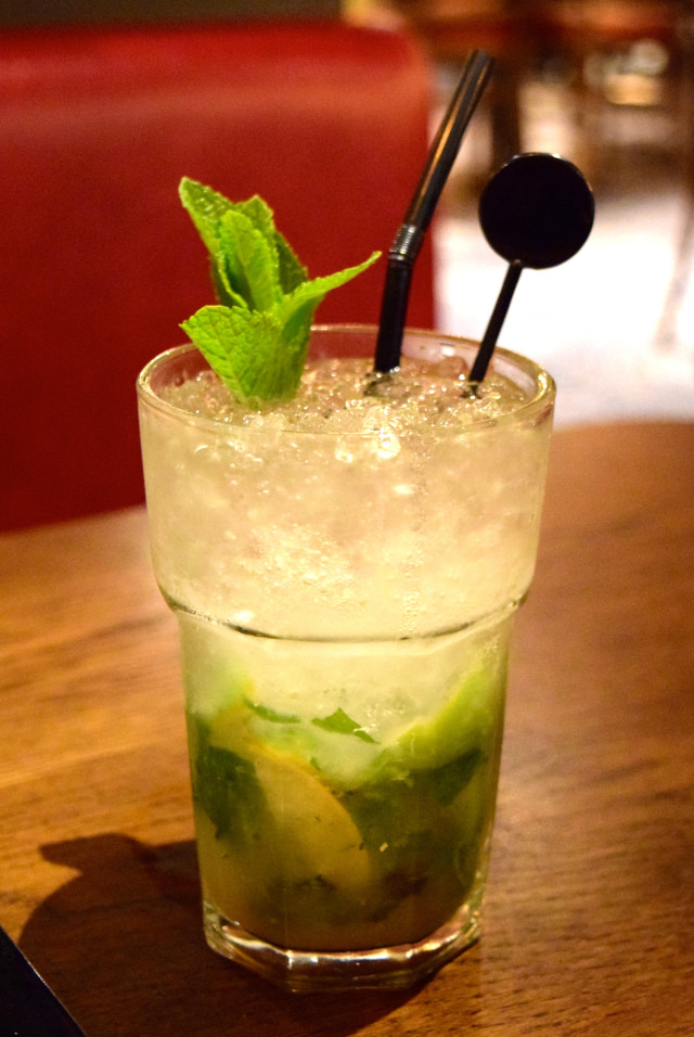 Asian Mojito at Hot Pot, Chinatown | www.rachelphipps.com @rachelphipps