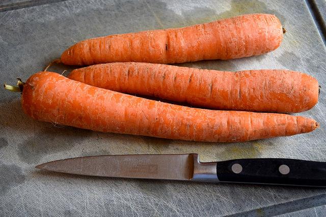 Organic Carrots from Abel & Cole | www.rachelphipps.com @rachelphipps