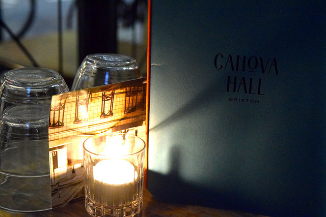 Evenings at Canova Hall, Brixton | www.rachelphipps.com @rachelphipps
