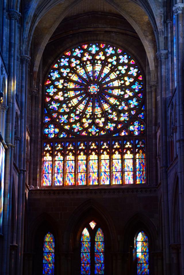 St. Malo Cathedral, Brittany | www.rachelphipps.com @rachelphipps