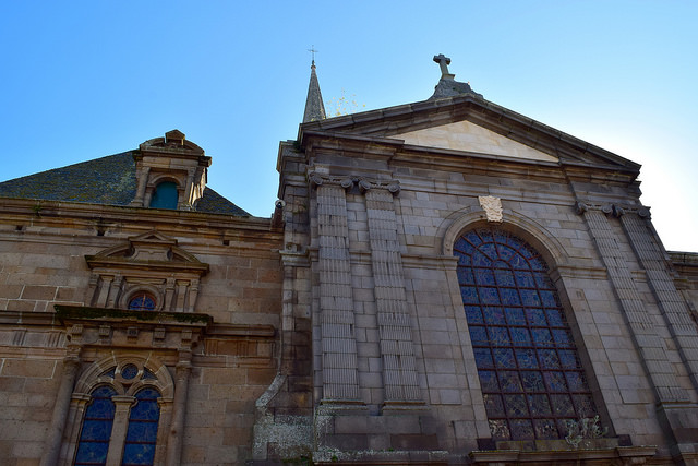St. Malo Cathedral | www.rachelphipps.com @rachelphipps