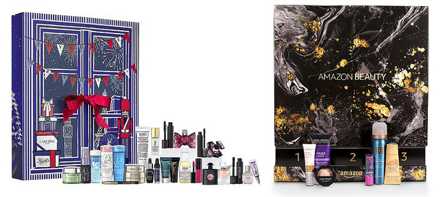 Retailer Beauty Advent Calendars 2017