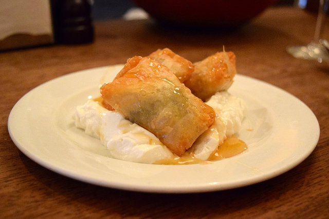 Fig & Honey Parcels at DUCKSOUP, Soho | www.rachelphipps.com @rachelphipps