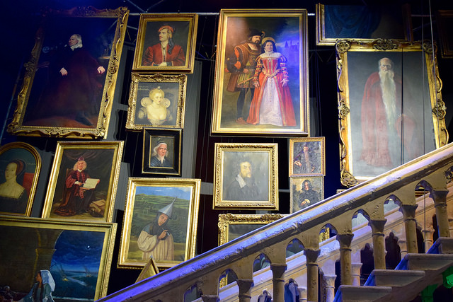 Portraits at the Harry Potter Studio Tour, London | #harrypotter www.rachelphipps.com @rachelphipps