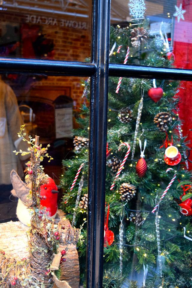Tiny Tim's Christmas Windows, Canterbury #christmas