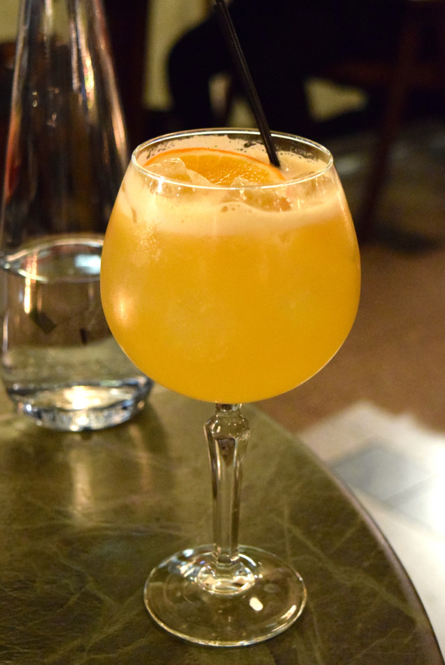 Ananas Cocktail at Yosma, Marylebone #mezze #marylebone #london