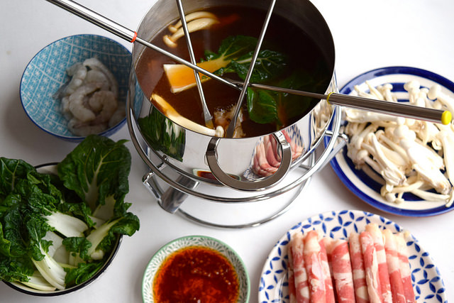 How To Make Chinese Hot Pot for Chinese New Year #hotpot #chinese #chinesenewyear