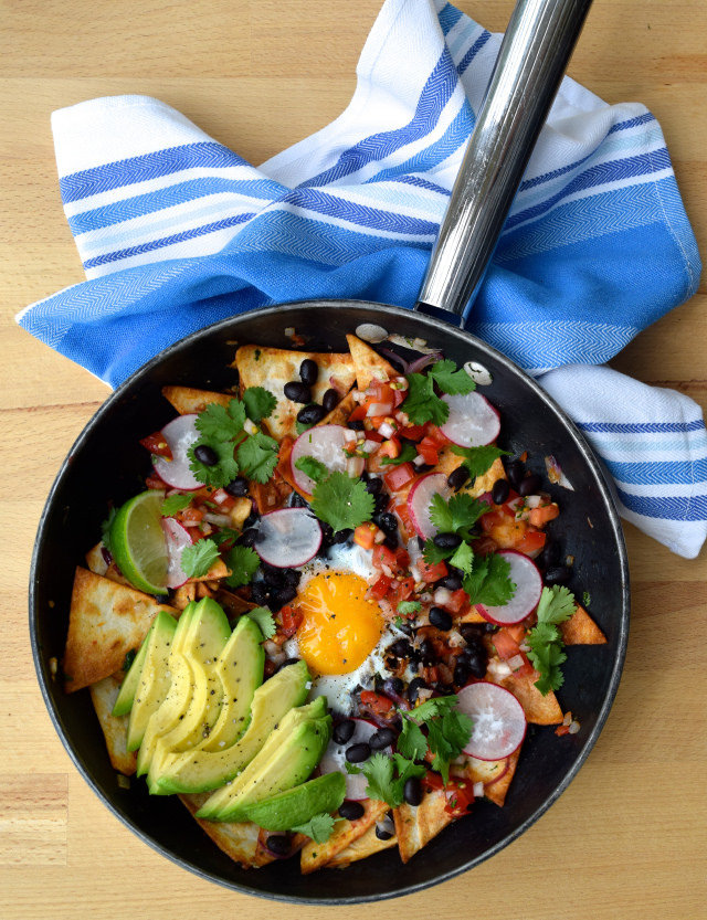 Hangover Cure Chilaquiles #chilaquiles #breakfast #brunch #mexican