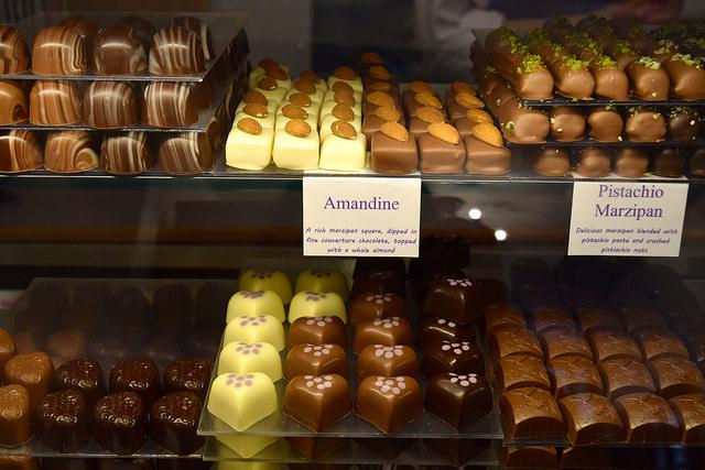 Handmade Chocolates at Madame Oiseau, Canterbury #chocolate #canterbury