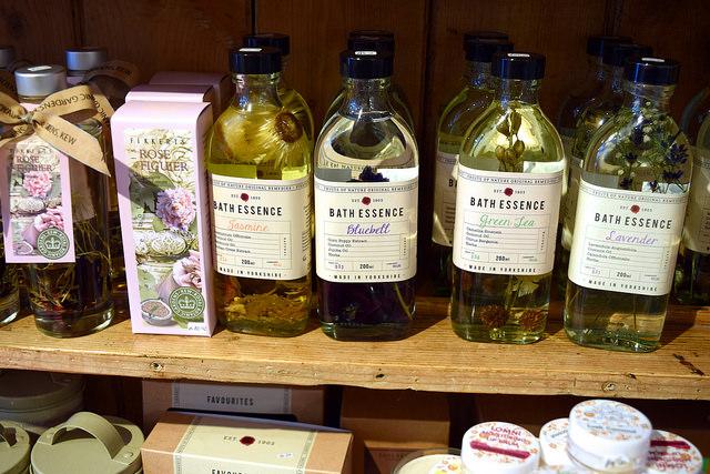 Bath Oils at Sowley, Canterbury