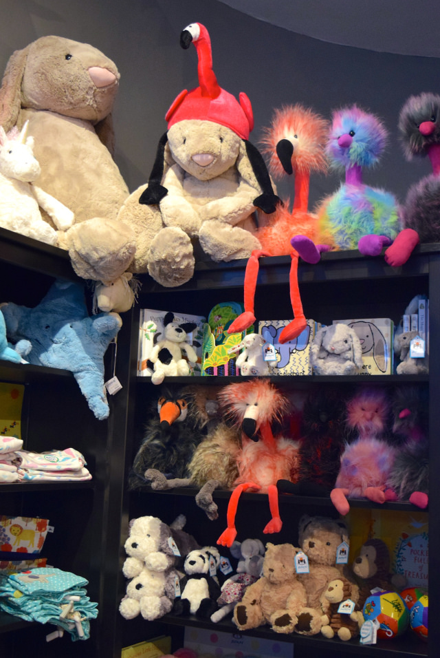 Soft Toys at Wrapped!, Canterbury