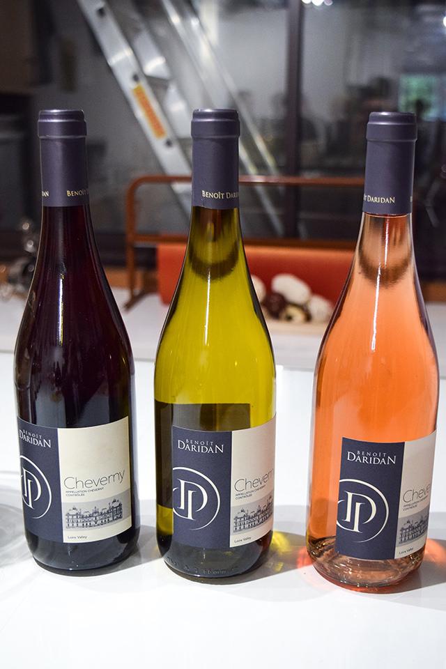 Wine Tasting at Domaine Daridan, Loire Valley #loire #france #wine #winetasting #travel
