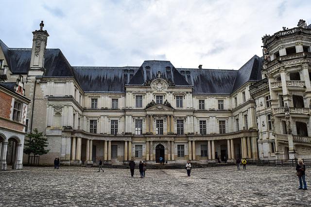 Château de Blois, Loire Valley #loire #france #travel