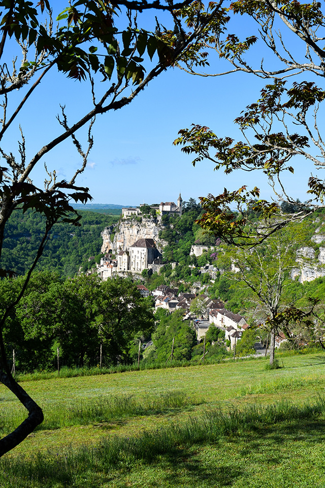 UNESCO Site of Rocamadour, France #unesco #rocamadour #france #travel #travelguide