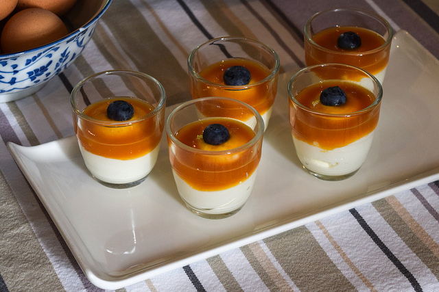 Homemade Yogurts at Manoir de Malagorse, France #yogurt #breakfast #hotel #travel #france