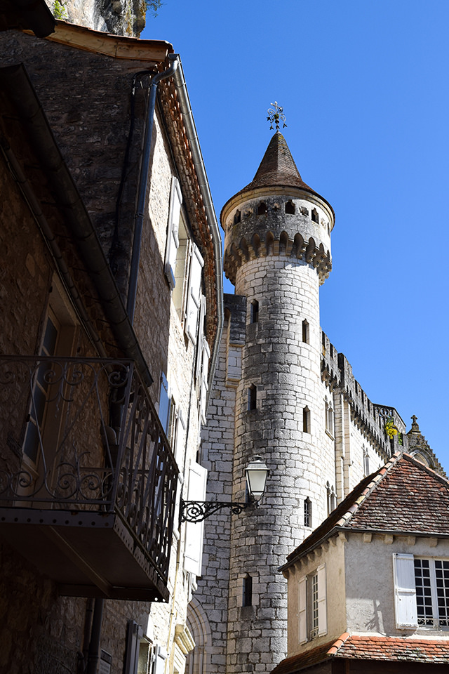 Visiting Rocamadour, France #unesco #rocamadour #france #travel #travelguide