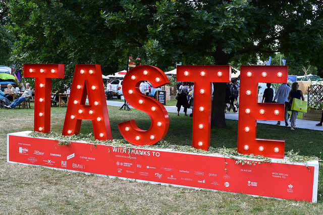 Taste of London 2018