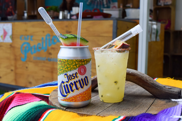 Cafe Pacifico Margaritas at Taste of London #margarita #cocktail #tasteoflondon