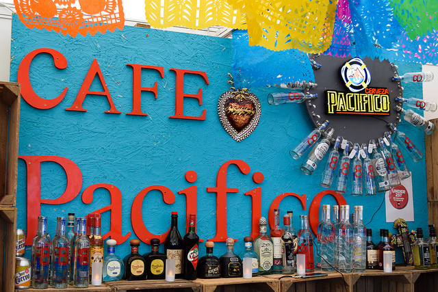 Cafe Pacifico at Taste of London #tasteoflondon