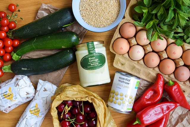 Shopping for a Single-use Plastic Free Week #plasticfree