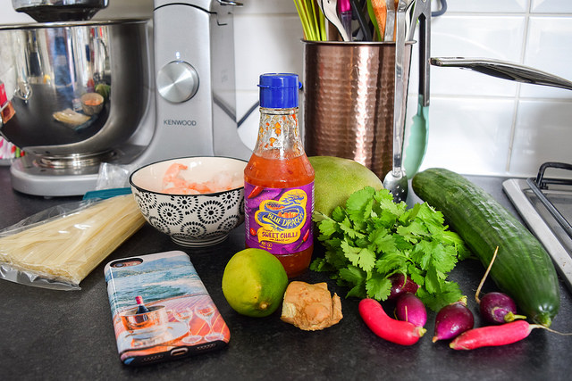 How I Get Inspiration for New Recipes + A Mango Chilli Sauce #kitchen #cooking #asian #mango #chilli #chillisauce