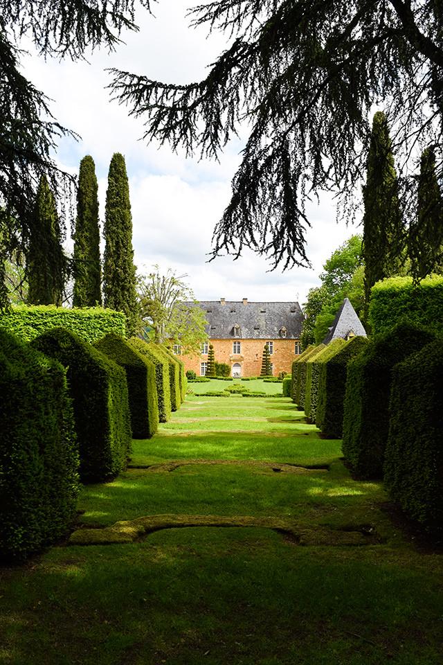 Jardins de Eyrugnac #gardens #eyrugnac #dordogne #france #travel