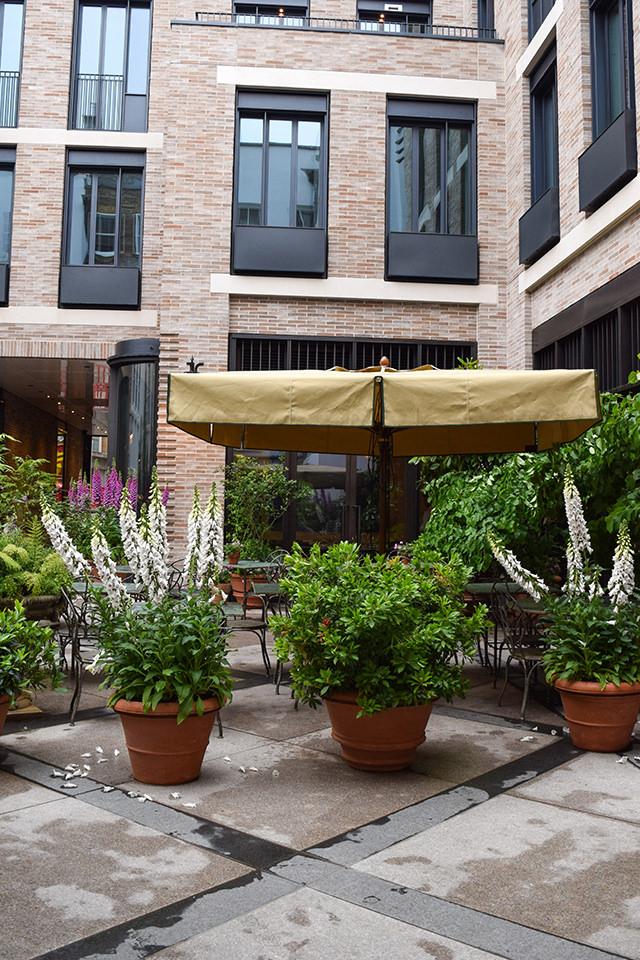 Terrace at Petersham Nurseries, Covent Garden #coventgarden #london