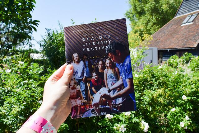 Wealden Literary Festival 2018