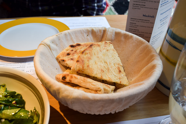 Pitta at Ceru, Soho